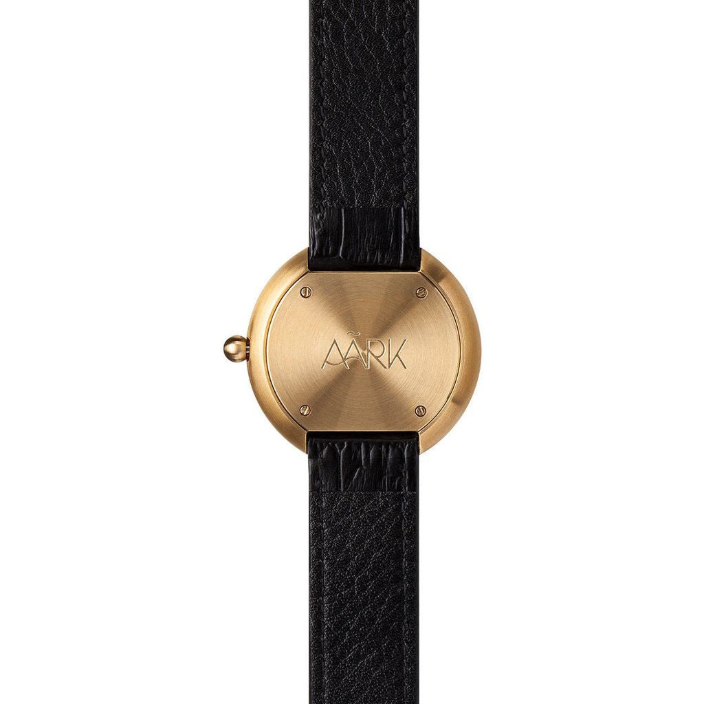 AARK Collective Dome Watch | Gold