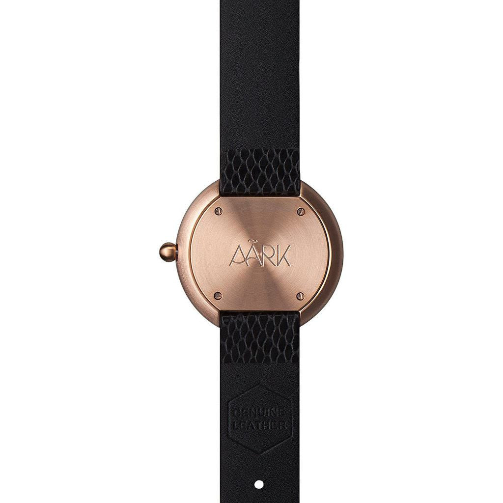 AARK Collective Dome Watch | Rose