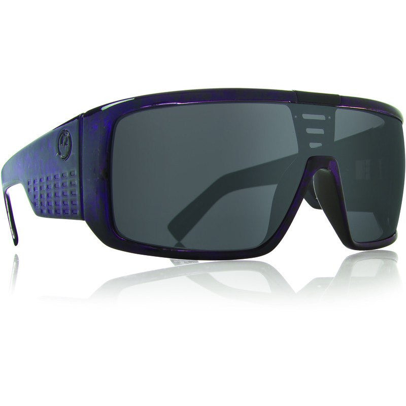 Dragon Domo Sunglasses | Purple Concrete/Grey