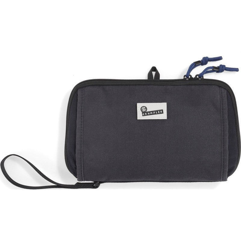 Crumpler Low Level Aviator Dopp Kit | Blue Stone