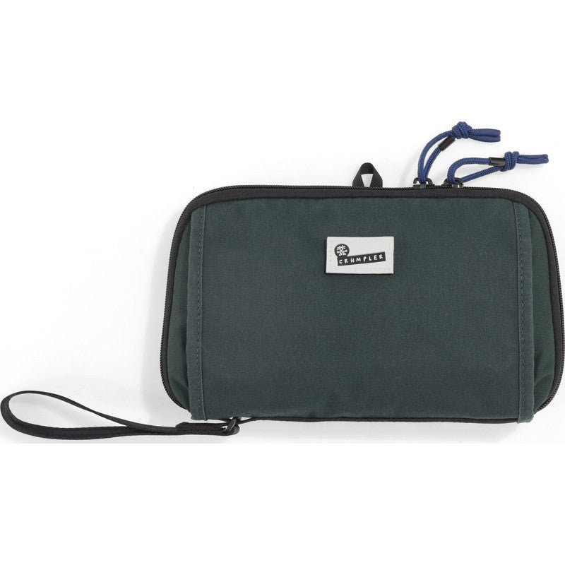 Crumpler Low Level Aviator Dopp Kit | Fence Post Green