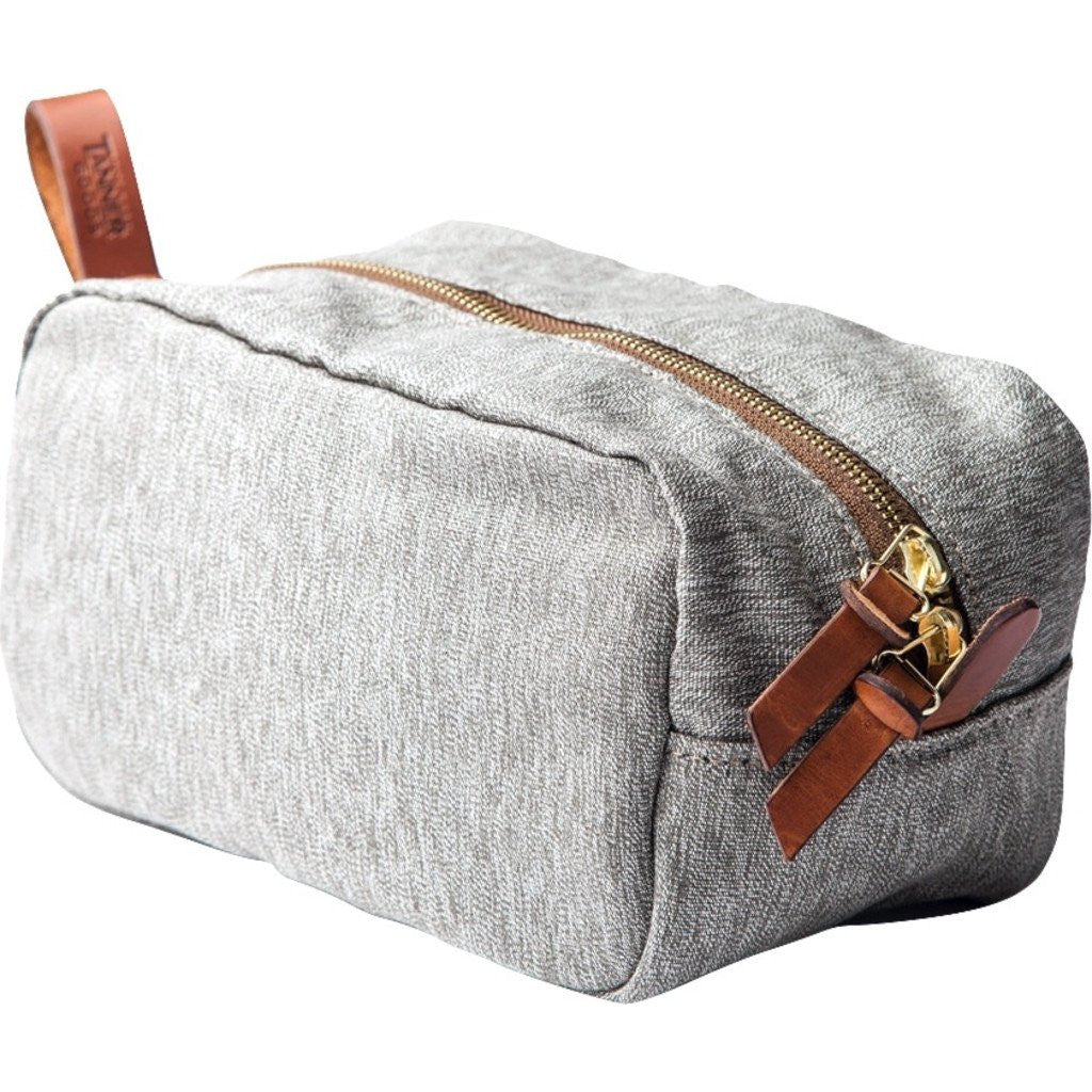 Tanner Goods Drifter Dopp Kit | Spruce Salt & Pepper 2889 22910