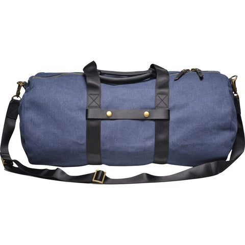 Souve Bag Co Canvas Duffle Bag | Blue [AR00086]