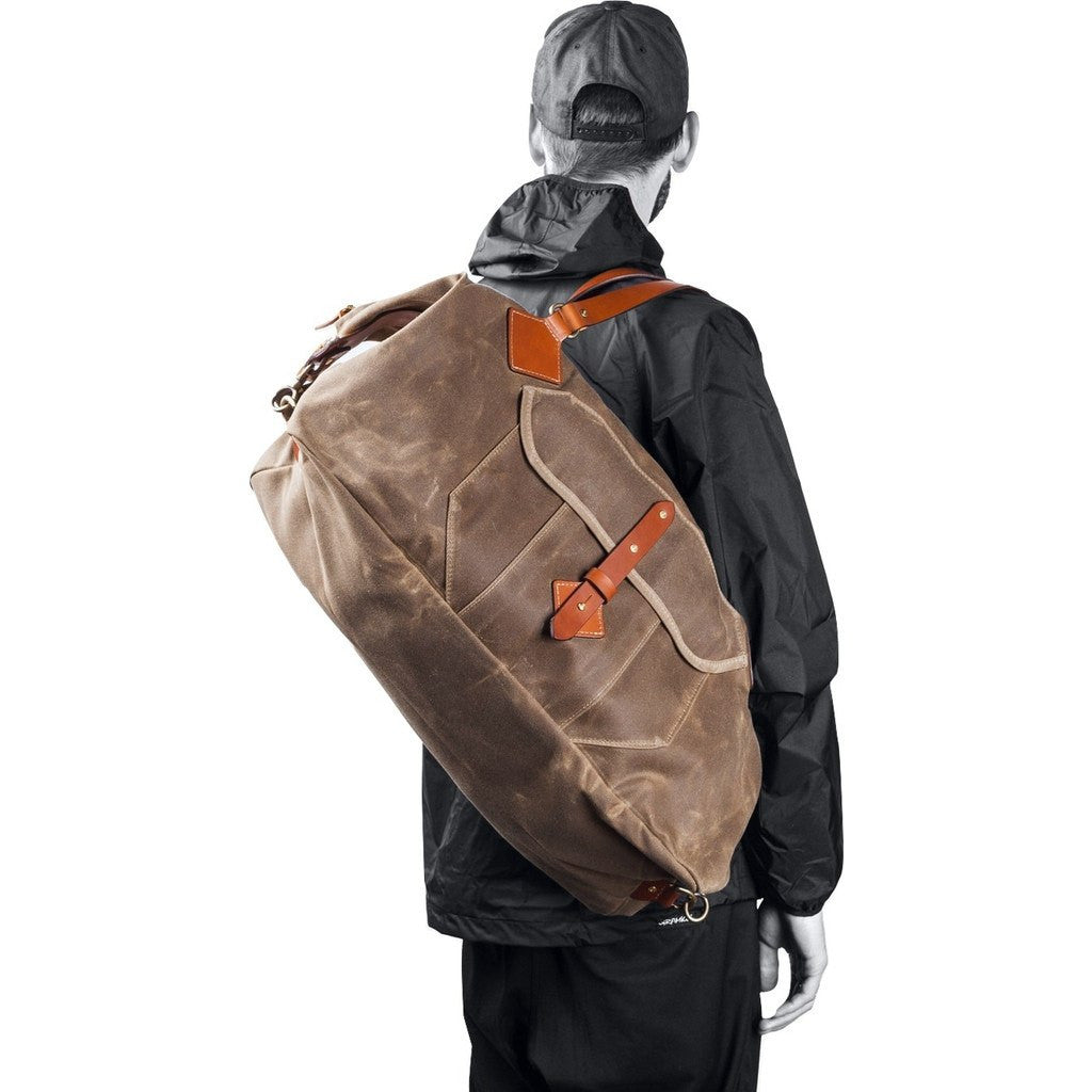 Tanner Goods Nomad Duffle Bag | Field Tan 2969 24600