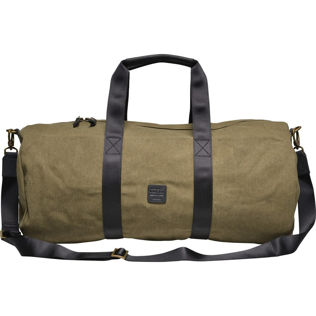 Souve Bag Co Canvas Duffle Bag | Olive [AR00087]