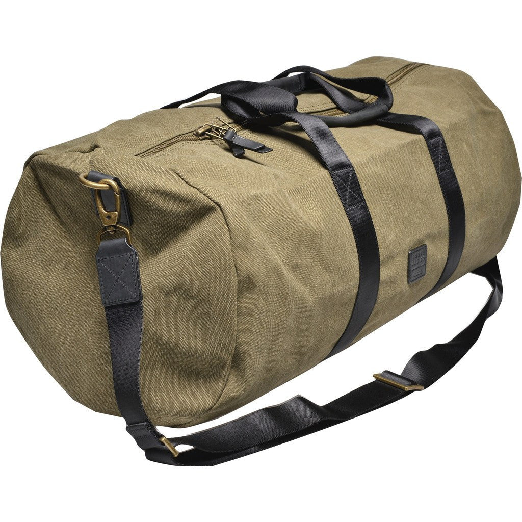 Souve Bag Co Canvas Duffle Bag Olive  AR00087  - Sportique d4b744e4dd