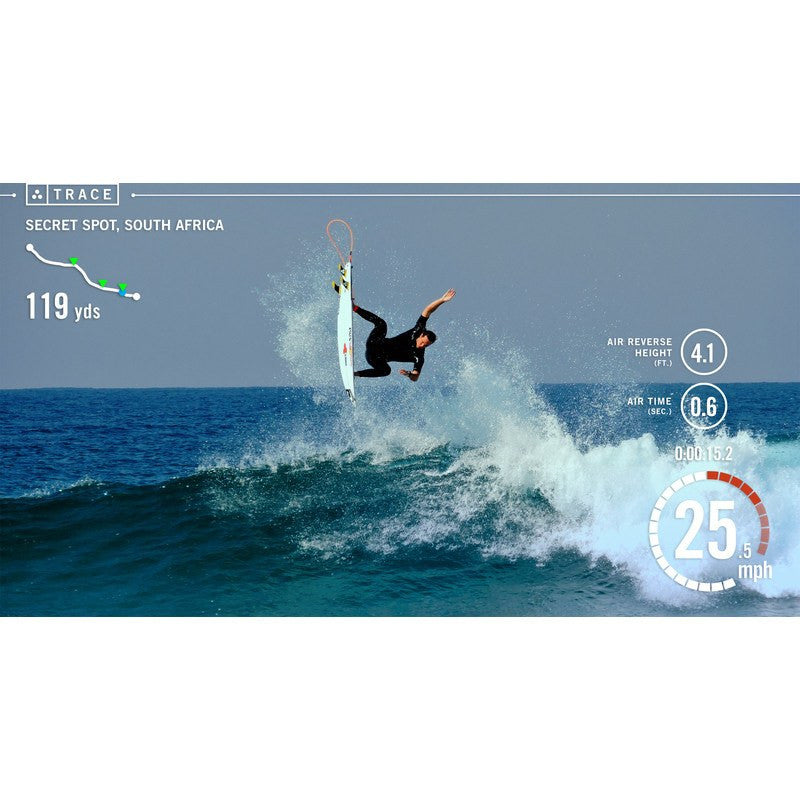 Trace Surf & Snow GPS Action Sports Tracker