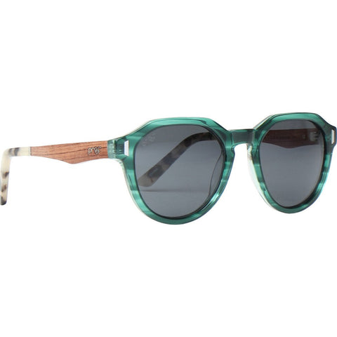 Proof Goodson Eco Sunglasses | Jade/Polarized gdnjadepol