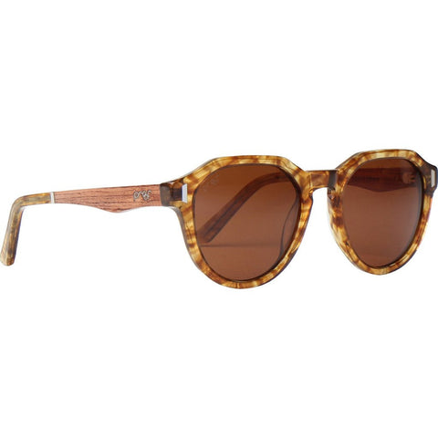 Proof Goodson Eco Sunglasses | Tortoise/Brown Polarized gdntortbwnpol