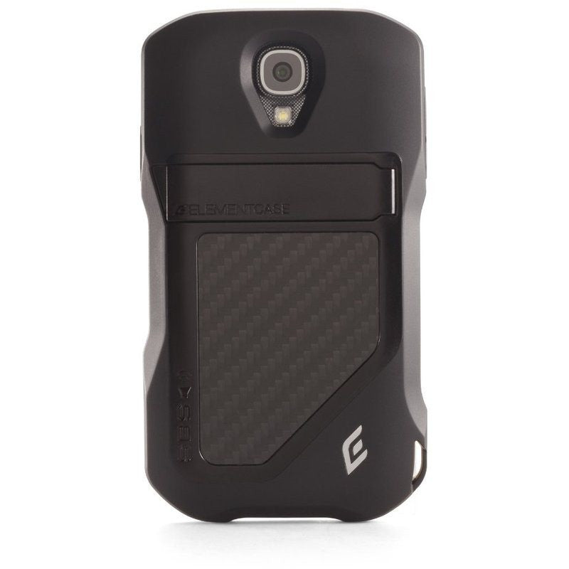 ElementCase Eclipse Samsung Galaxy S4 Case Black/Black