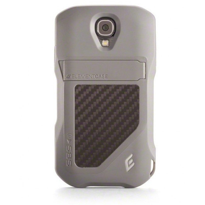 ElementCase Eclipse Samsung Galaxy S4 Case Gray/Black