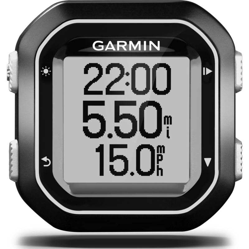 Garmin Edge 25 GPS Bike Computer | Black