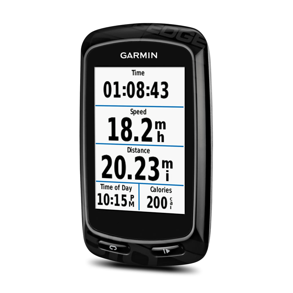 Garmin Edge 810 GPS Bike Computer Bundle | Cadence + HRM
