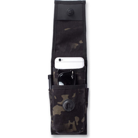 Black Ember Envelope No. 2 Bag | Black Camo G3A2