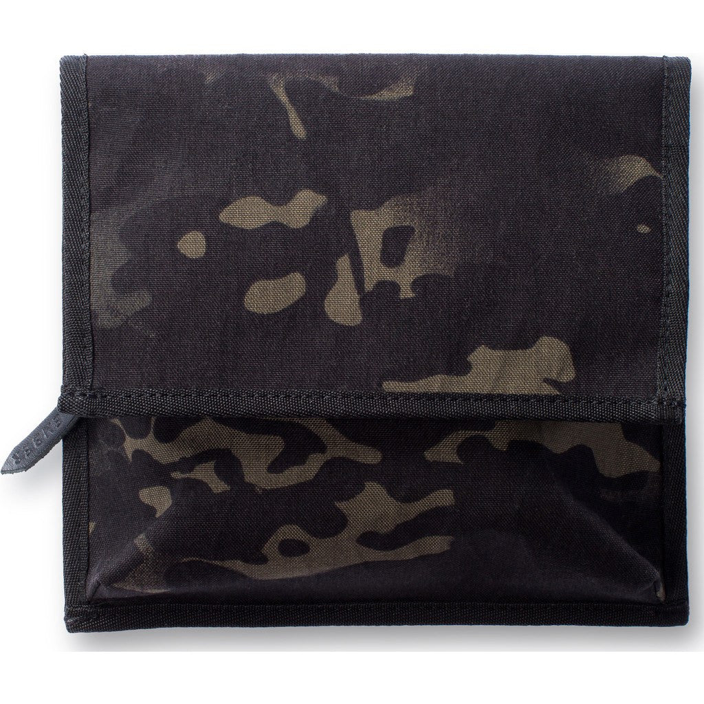 Black Ember Envelope No. 4 Bag | Black Camo G3A8