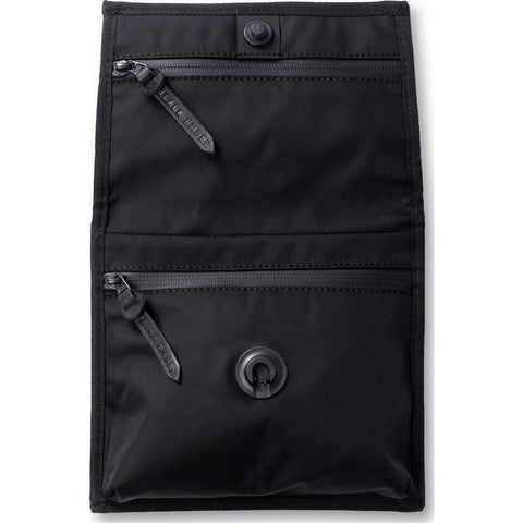 Black Ember Envelope No. 4 Bag | Jet Black G3A7