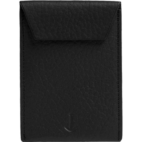 Miansai Envelope Wallet | Textured Black-108-0013-008