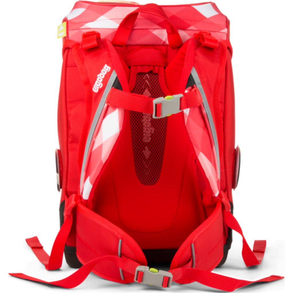 Ergobag Cubo Slim Backpack | WonBearland