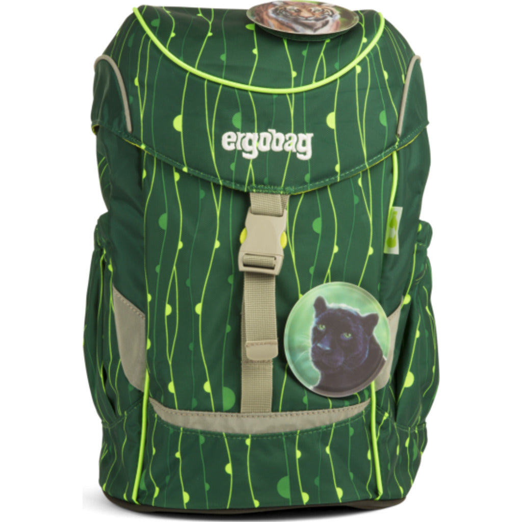 Ergobag  Mini Backpack | RambazamBear Lumi Edition ERG-MIP-001-9K1