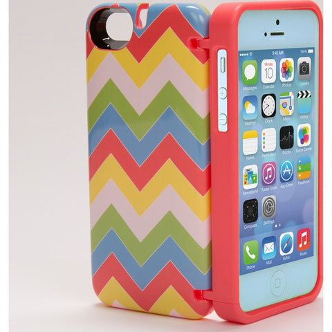 EYN iPhone 5c Wallet Case | Chevron