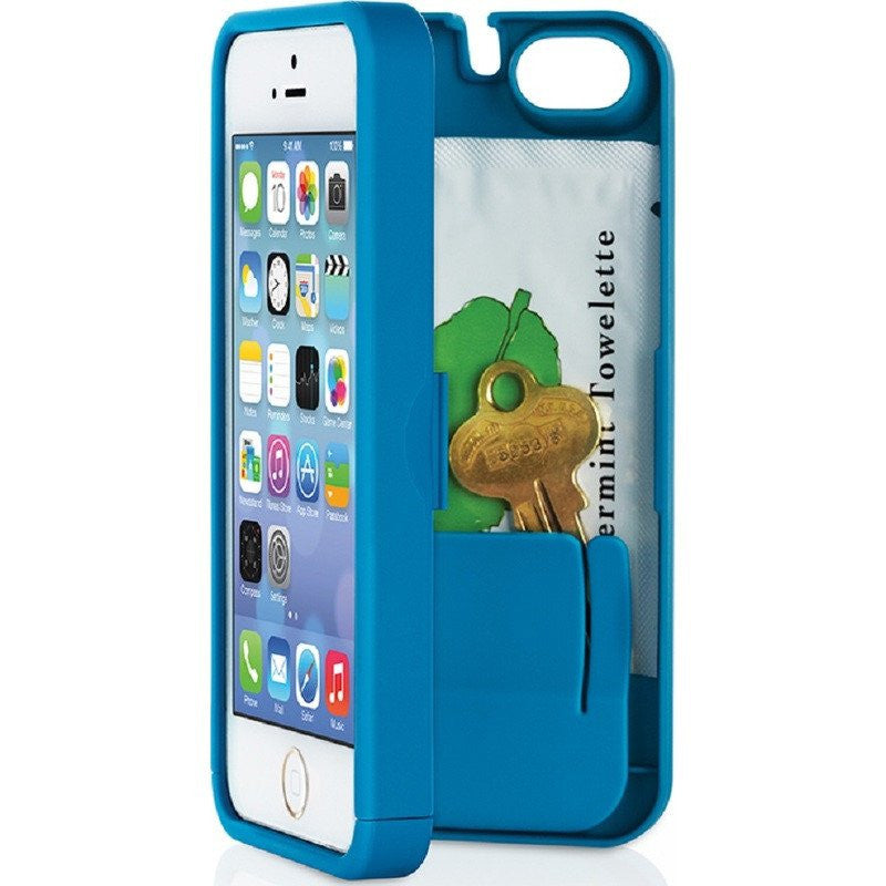 EYN iPhone 5c Wallet Case | Turquoise