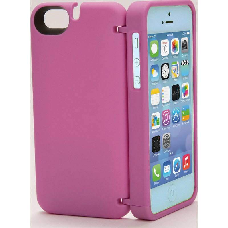 EYN iPhone 5c Wallet Case | Orchid
