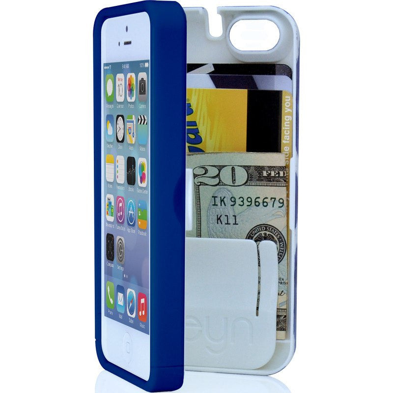 EYN iPhone 5/5s Wallet Case | Indigo