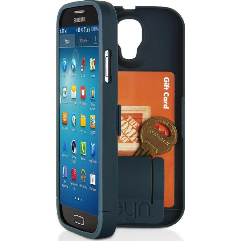 EYN Samsung Galaxy S4 Wallet Case | Peacock