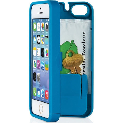 EYN iPhone 5/5s Wallet Case | Turquoise