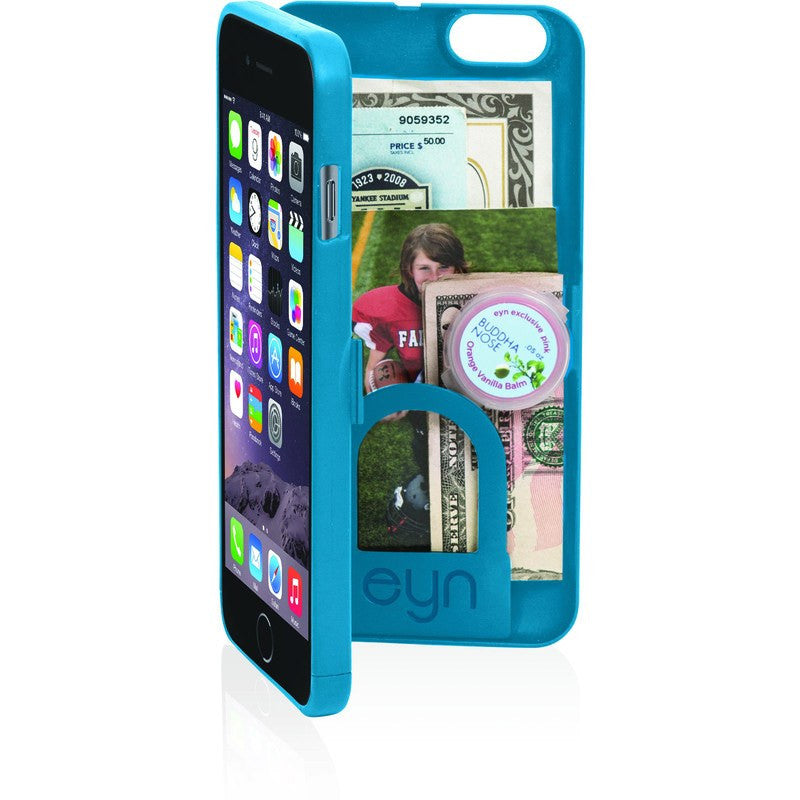 EYN iPhone 6 Plus Wallet Case | Turquoise