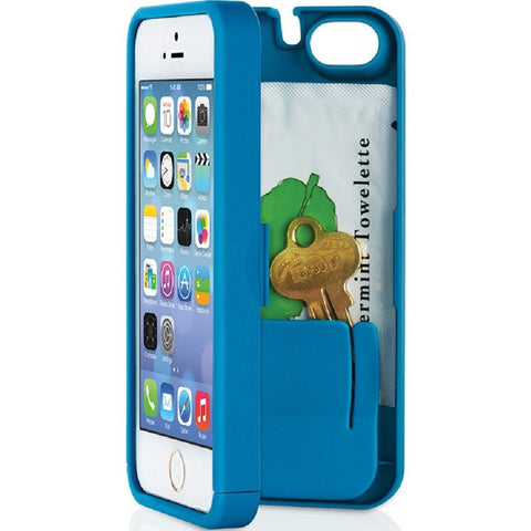 EYN iPhone 4/4s Wallet Case | Turquoise