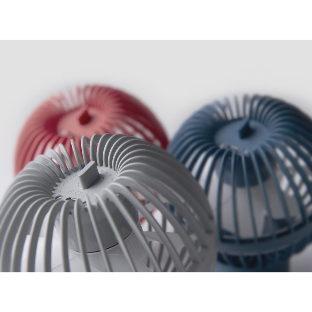 Elevenplus Spherical O-Fan | Mercury Gray ELEFA-F100G