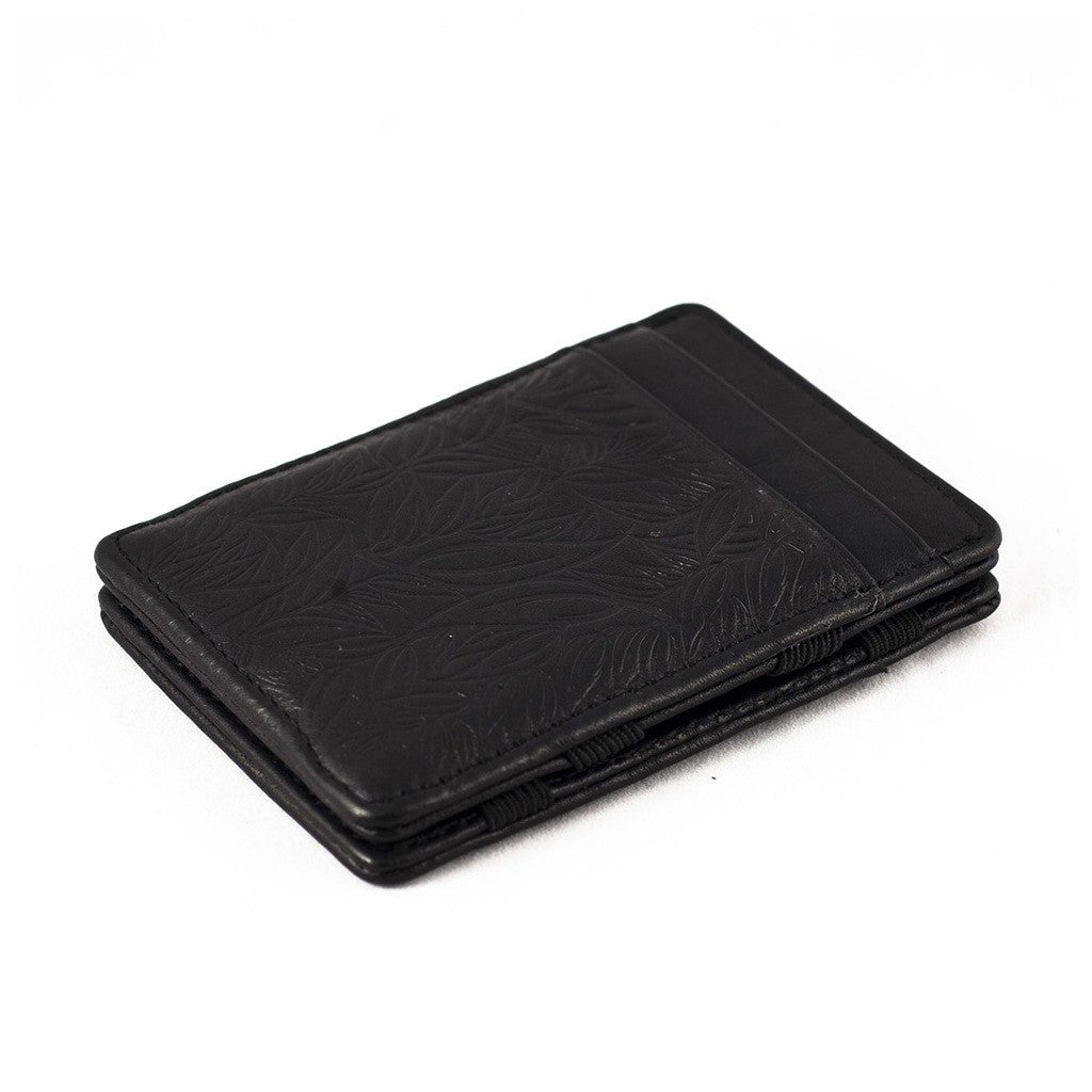 Orchill Magic Card Wallet | Black