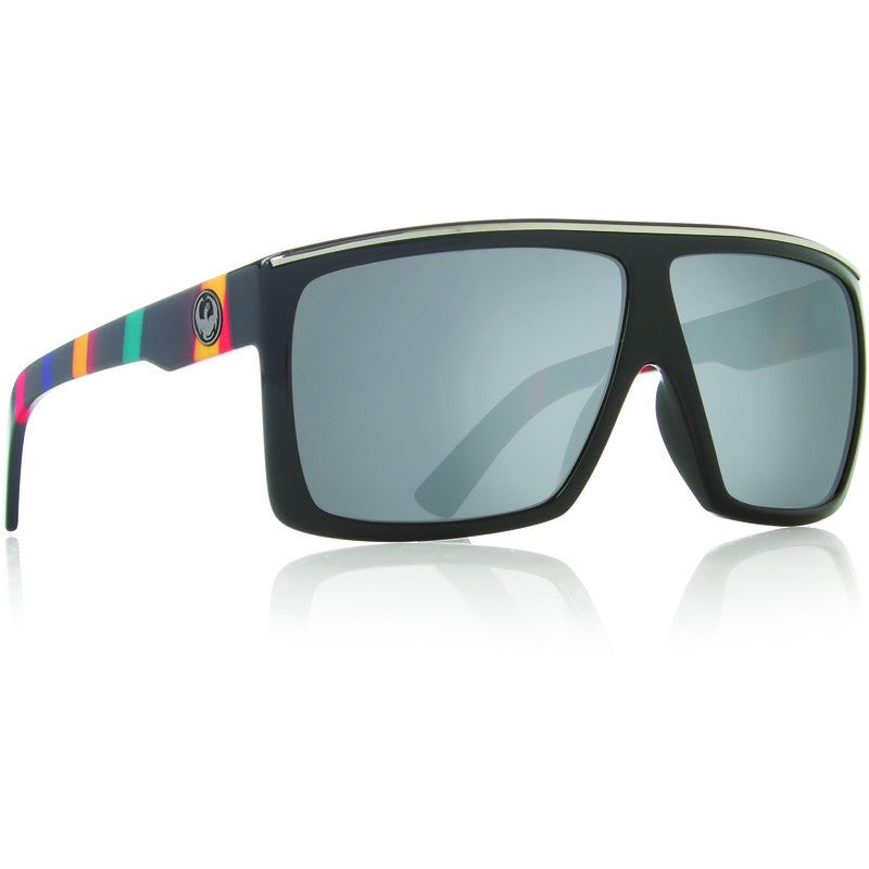 Dragon Fame Ionized Sunglasses | Light Bright Grey