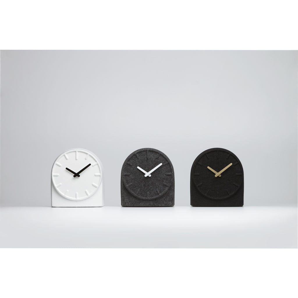 LEFF amsterdam Felt Table Clocks