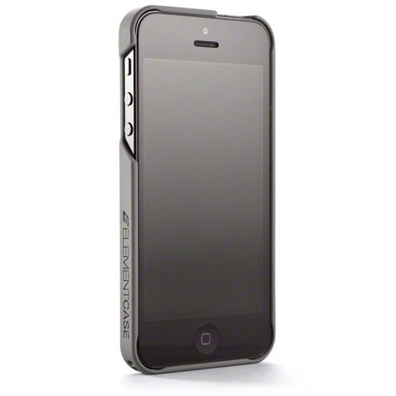 ElementCase Flight 5 iPhone 5/5s Case Gray/Carbon Fiber