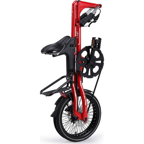 STRiDA LT Folding Bicycle | Red ST604-1-MI