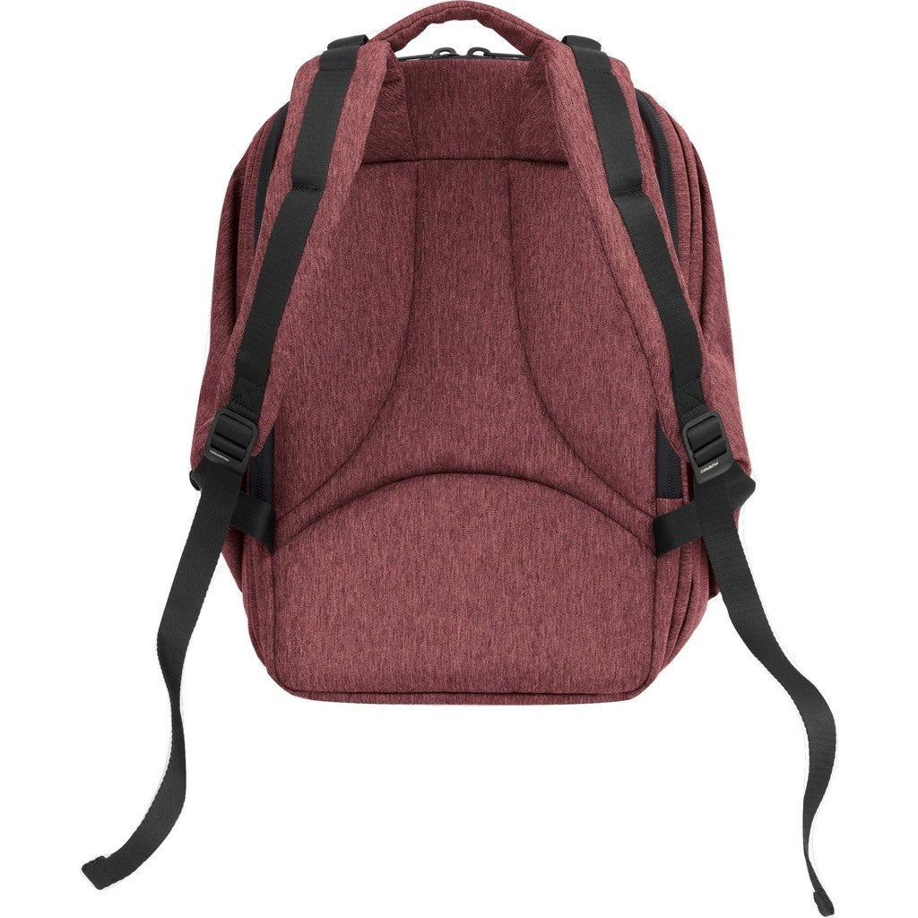 Cote&Ciel Meuse Eco Yarn Backpack | Red Melange 28035