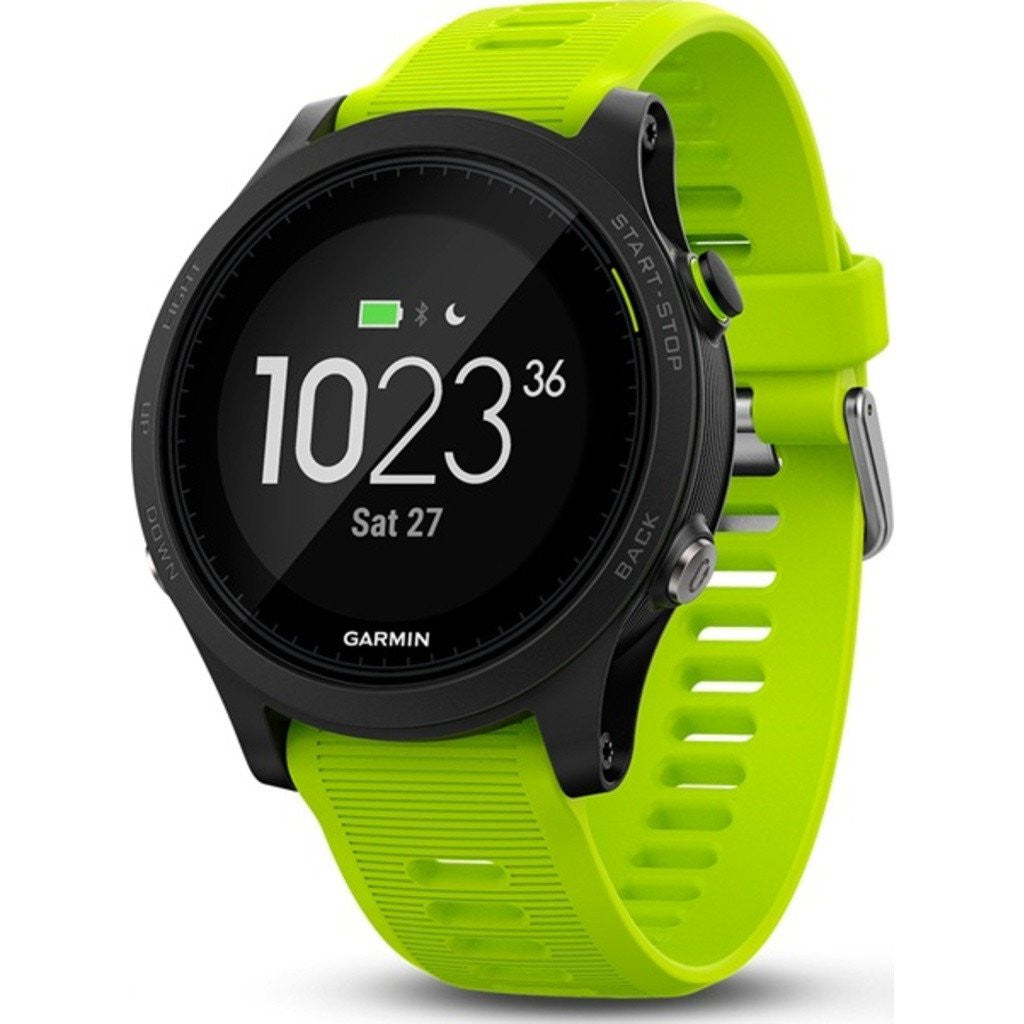 Garmin Forerunner 935 Watch Triathalon Bundle | Yellow 010-01746-02
