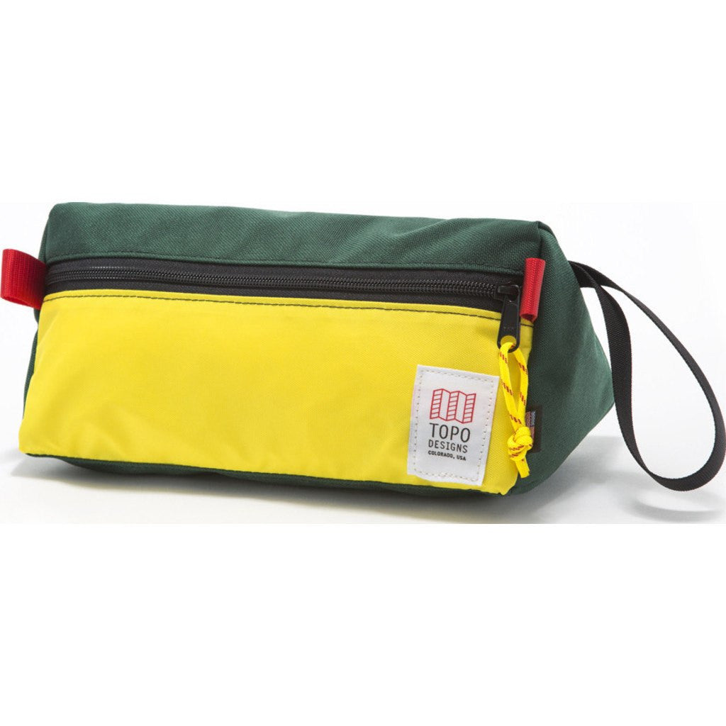 Topo Designs Dopp Kit | Forest/Sunshine