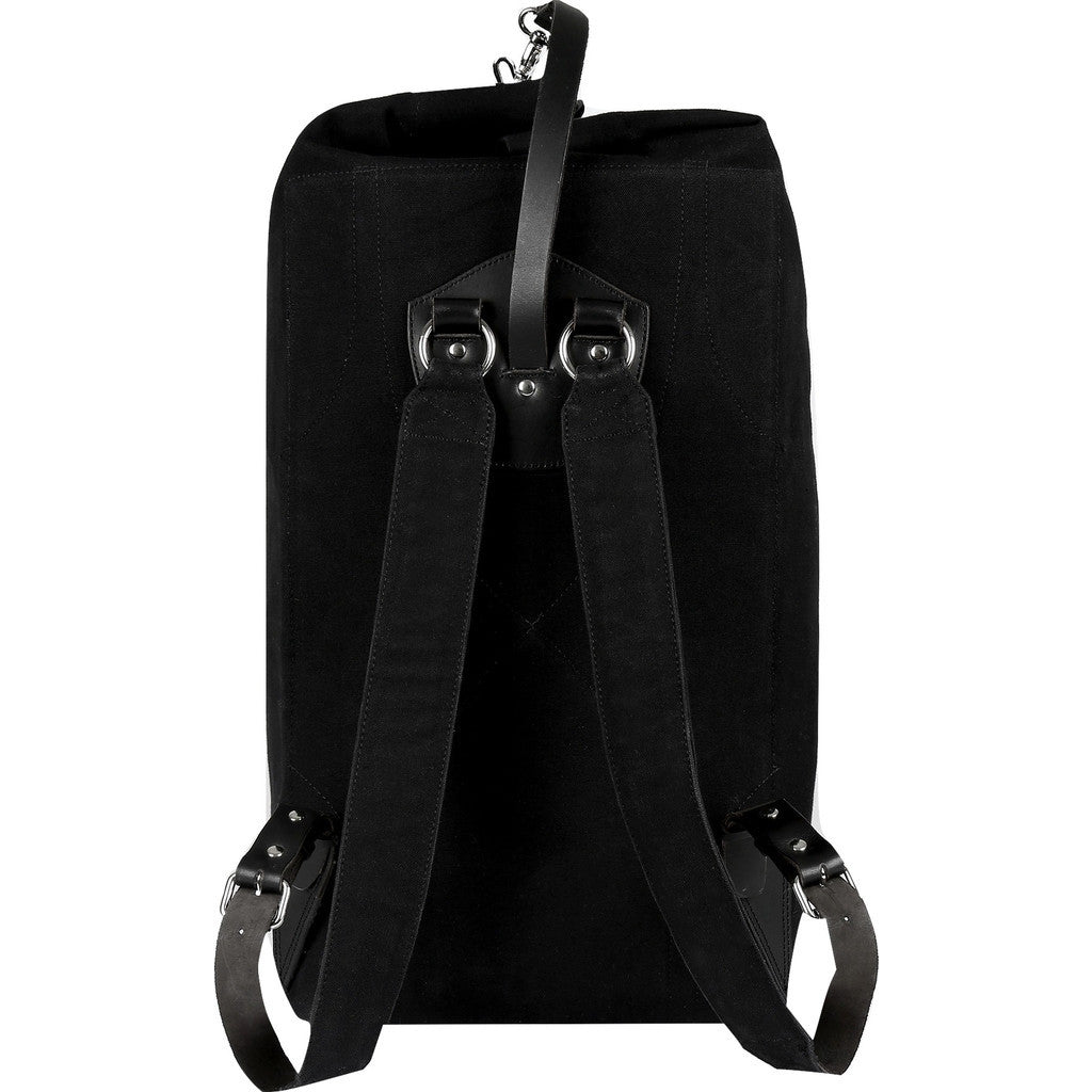 Sandqvist Gisela Duffel Backpack | Black SQA580