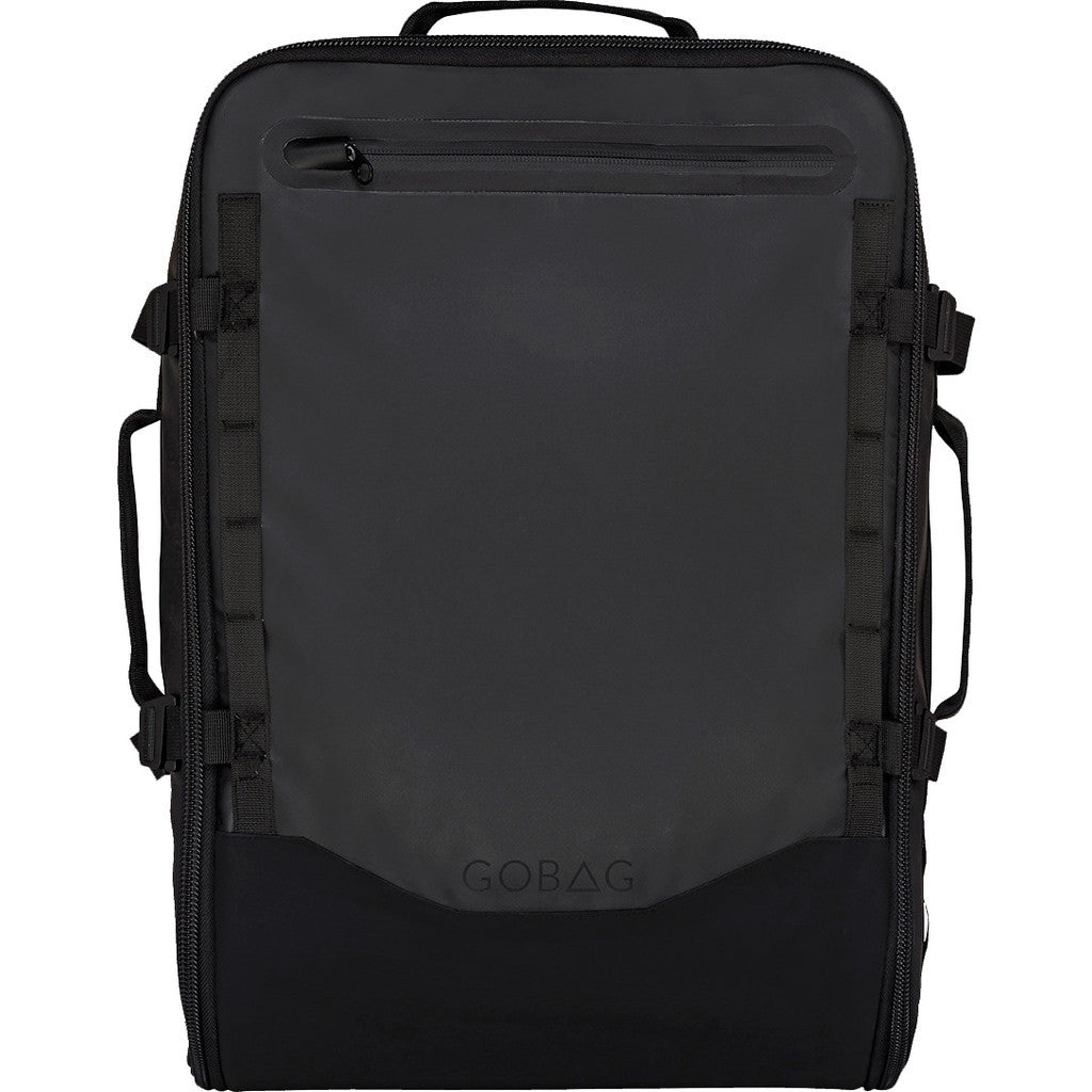 GoBag Carry-On Modular Travel Bag Black - Sportique