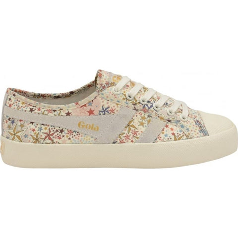 Gola Women's Coaster Liberty AD Sneakers | Beige