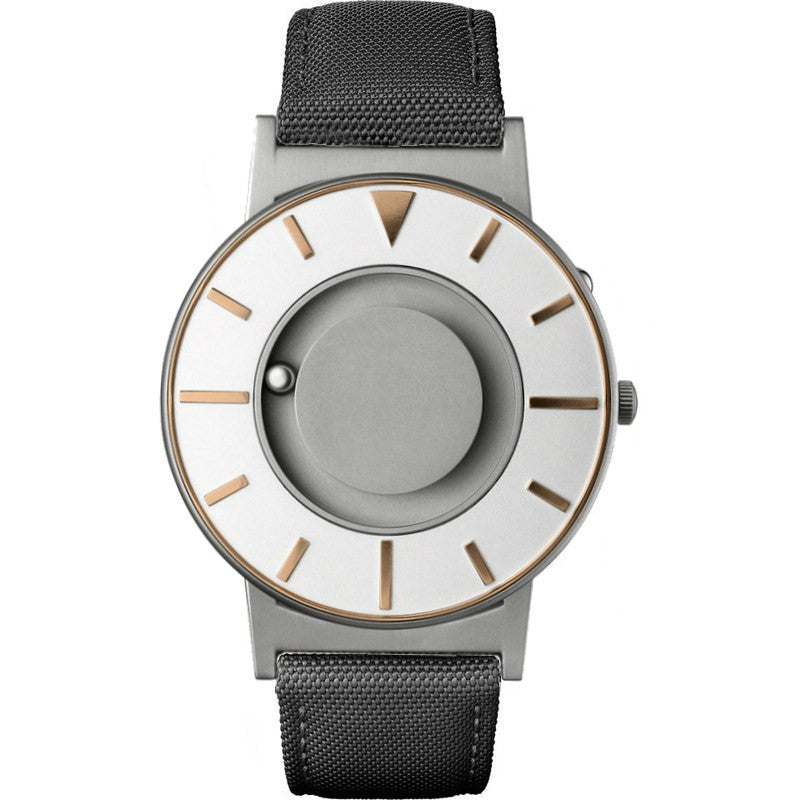 Eone Bradley Compass Gold Ltd. Watch | Black
