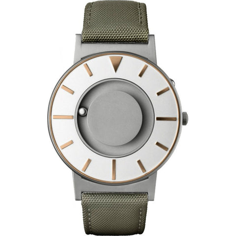 Eone Bradley Compass Gold Ltd. Watch | Green
