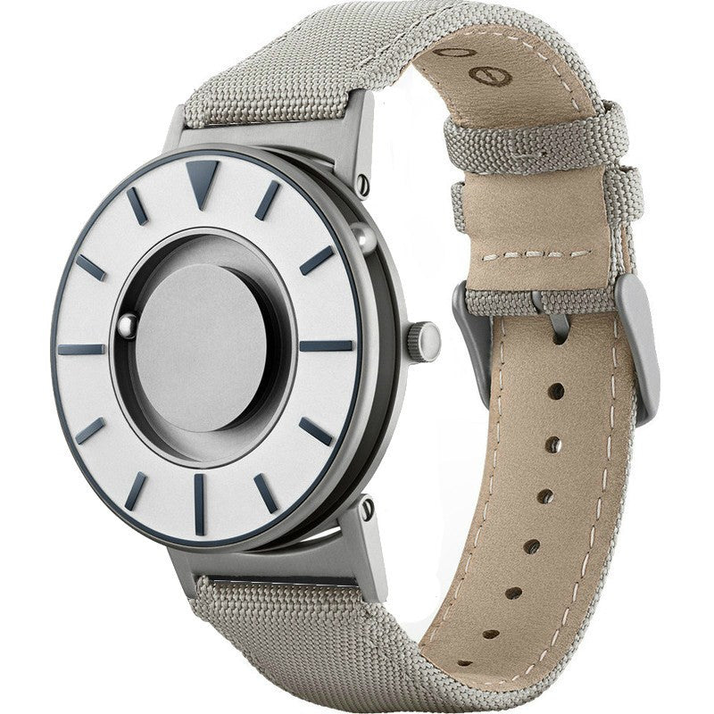 Eone Bradley Compass Graphite Ltd. Watch | Beige