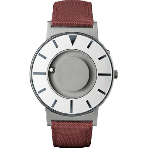 Eone Bradley Compass Graphite Ltd. Watch | Crimson
