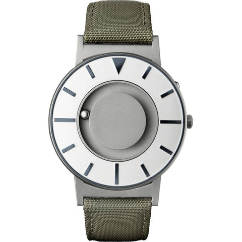 Eone Bradley Compass Graphite Ltd. Watch | Green
