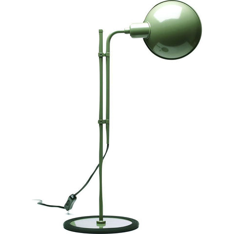 Marset Funiculi Desk Lamp | Moss Gray