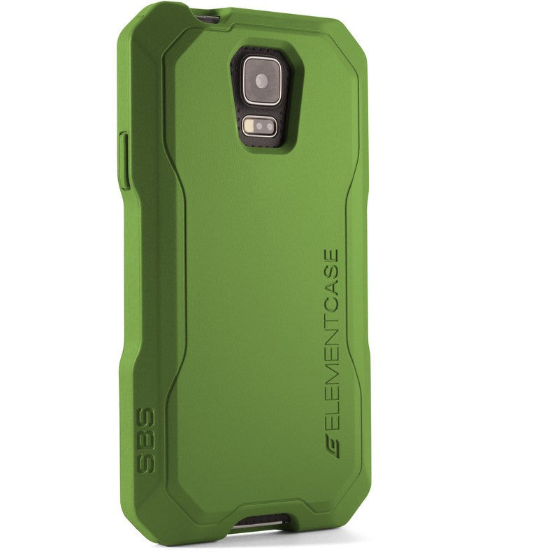 ElementCase Recon Chroma Samsung Galaxy S5 Case Forest Green